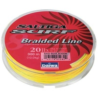 Braid Daiwa Saltiga Surf 20Lb 300m