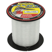 Giant Abrasion Nylon .28mm 5.5kg/12lb Clear 600m