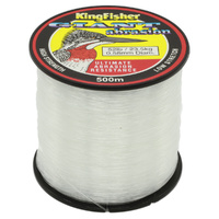 Giant Abrasion Nylon .58mm 23.5kg/52lb Clear 500m