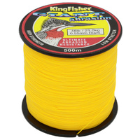 Giant Abrasion Nylon .55mm 21kg/46lb Gold 500m