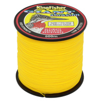 Giant Abrasion Nylon .58mm 23.5kg/52lb Gold 500m