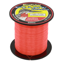 Giant Abrasion Nylon .35mm 9.1kg/20lb Orange 600m