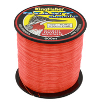 Giant Abrasion Nylon .50mm 16.8kg/37lb Orange 600m