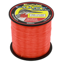 Giant Abrasion Nylon .55mm 21kg/46lb Orange 500m