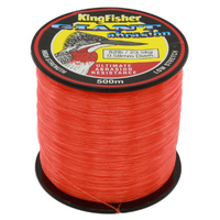 Giant Abrasion Nylon .58mm 23.5kg/52lb Orange 500m