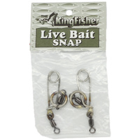 Live bait clips - 2 per pack