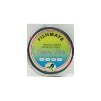 Fish Mate nylon coated wire 10M 60LB