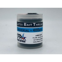 Latex bait thread - Universal - large spindle