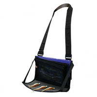 Dropshot shoulder bag