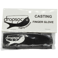 Casting finger protector